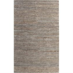 Abbyson Living 8' x 10' New Zealand Wool Rug in Natural