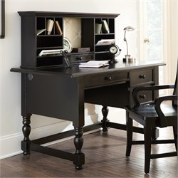 Steve Silver Bella Desk in Black