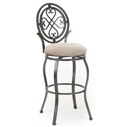 Steve Silver Melrose Swivel Bar Stool