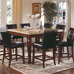 Steve Silver Company Monitbello 5 Piece Dining Set