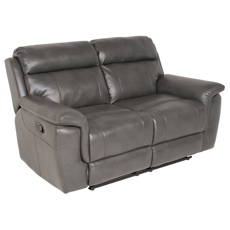 Dakota 2 Piece Reclining Sofa Set With Loveseat And Chair