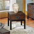 ADD TO YOUR SET: Steve Silver Company Voyage End Table