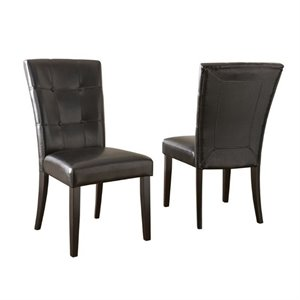 Steve Silver Company Monarch Parsons Dining Chair
