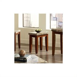 Steve Silver Company Montibello Chairside End Table