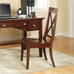 Steve Silver Oslo Dining Chair in Cherry
