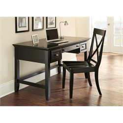 Steve Silver Oslo Desk in Black