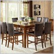 Steve Silver Company Davenport 7 Piece Counter Height Dining Set