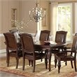 ADD TO YOUR SET: Steve Silver Company Antoinette Leg Dining Table with Leaf in Cherry