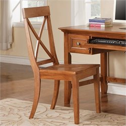 Steve Silver Company Oslo  Dining Chair in Oak