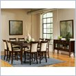 Marseille 5 Piece Counter Dining Table Set in Cherry