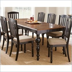 Steve Silver Company Carrolton Table with 24