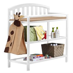 Sorelle Urban Changing Table in White