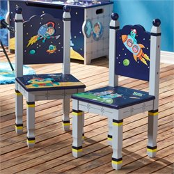 Fantasy Fields Outer Space Chair (Set of 2)