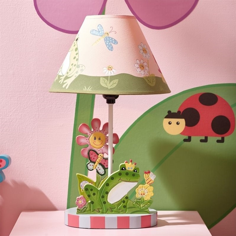 Fantasy Fields Magic Garden Table Lamp