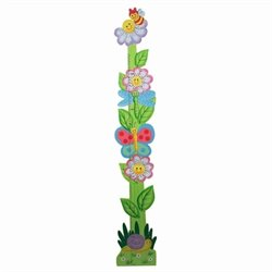 Fantasy Fields Hand Carved Magic Garden Growth Chart
