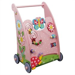 Fantasy Fields Magic Garden Baby Walker