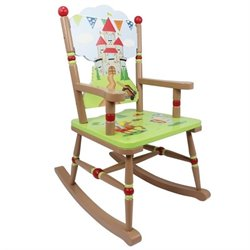 Fantasy Fields Knights & Dragons Rocking Chair