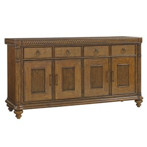 Tommy Bahama Bali Hai Trident Buffet in Warm Brown