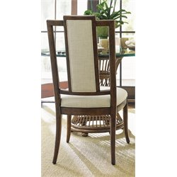 Tommy Bahama Bali Hai St. Barts Dining Chair in Warm Brown