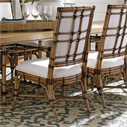 Tommy Bahama Twin Palms Summer Isle Upholstered Dining Side Chair