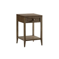 Tommy Bahama Cypress Point Ellsworth Nightstand in Gray