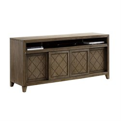 Tommy Bahama Cypress Point Fairbanks Media Console in Gray