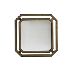 Tommy Bahama Cypress Point Accent Mirror in Gray