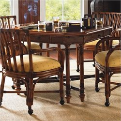 Tommy Bahama Home Island Estate Samba Game Table in Plantation