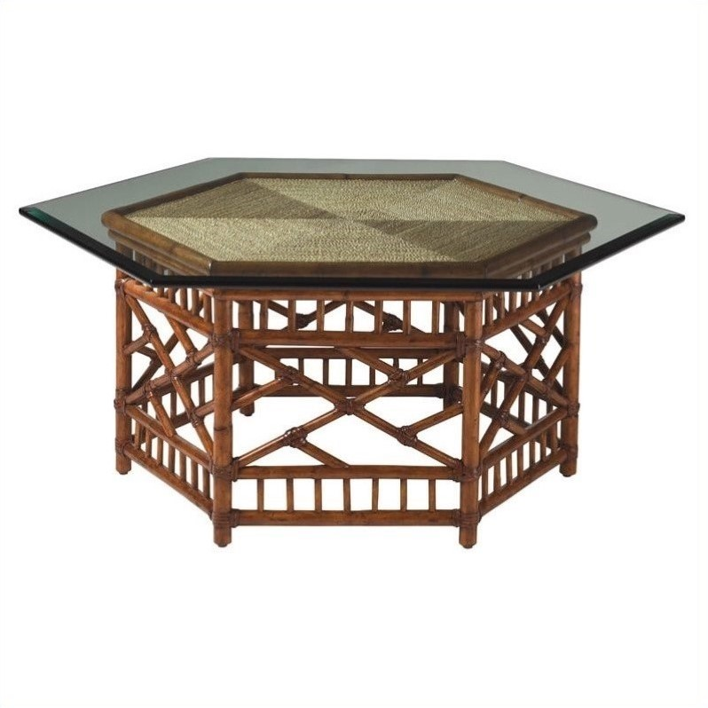 Tommy Bahama Home Island Estate Key Largo Coffee Table In Plantation 531 947c