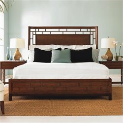 Tommy Bahama Home Ocean Club Paradise Point Queen Bed