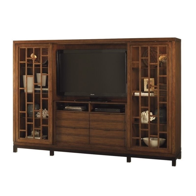Tommy Bahama Home Ocean Club Point Break Entertainment Chest