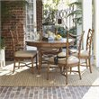 Tommy Bahama Home Beach House Coconut Grove Dining Table in Golden Umber
