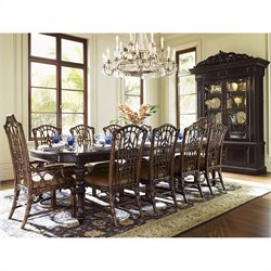 Tommy Bahama Home Royal Kahala Islands Edge Dining Table