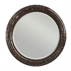 Tommy Bahama Island Traditions Newbury Round Mirror