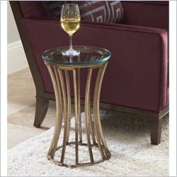 Tommy Bahama Tower Place Stratford Round Accent Table