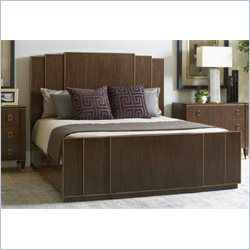 Tommy Bahama Tower Place Fairmont Panel Bed - Queen