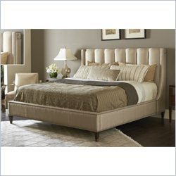 Tommy Bahama Tower Place Barrington Upholstered Platform Bed - Queen