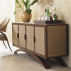 Tommy Bahama Home Aviano Wicker Buffet
