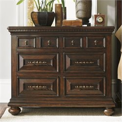 Tommy Bahama Home Kilimanjaro Valhalla 6 Drawer Bachelor's Chest in Tangiers