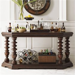 Tommy Bahama Home Kilimanjaro Mossel Bay Console Table in Tangiers