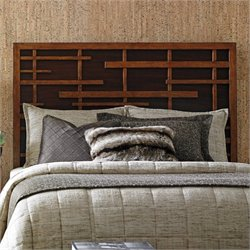 Tommy Bahama Island Fusion Shanghai Panel Headboard - King