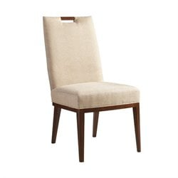 Island Fusion Coles Bay Fabric Side Chair