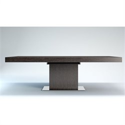 Modloft Astor Dining Table in Wenge