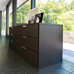 Modloft Thompson Dresser in Wenge