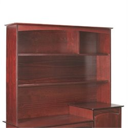 Stork Craft Beatrice Combo Hutch in Cherry
