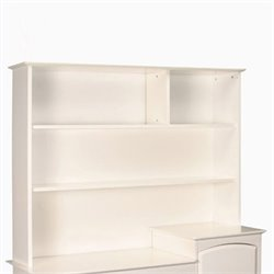 Stork Craft Beatrice Combo Hutch in White