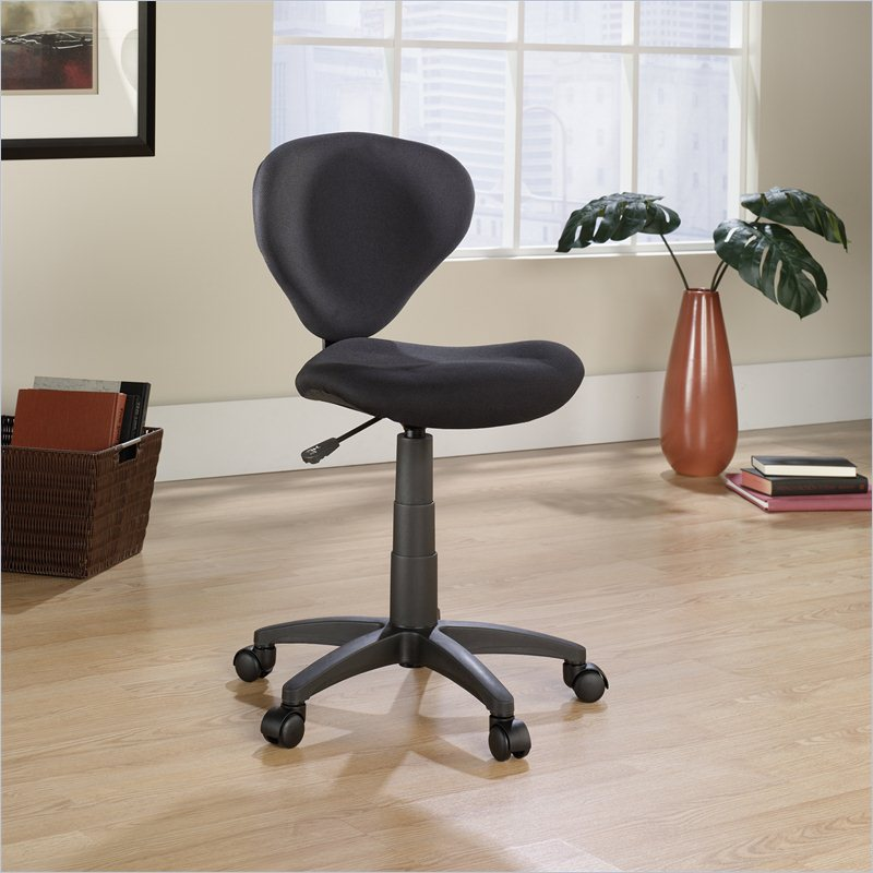 Fabric Task Chair in Black