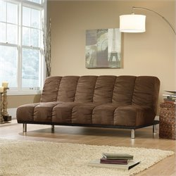 Studio RTA Deshler Convertible Sofa in Coffee