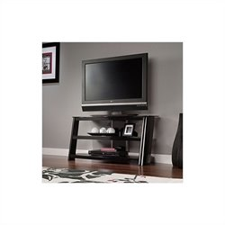 Studio RTA Razor Panel TV Stand in Black