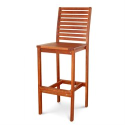 Vifah Outdoor Dartmoor Bar Chair